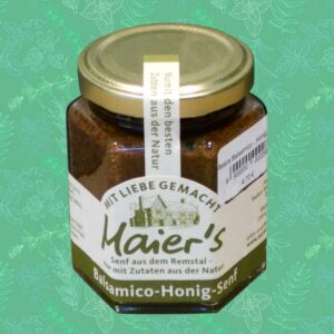 Balsamico-Honig-Senf