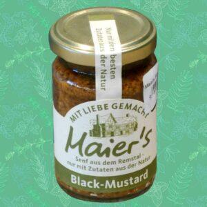 Black-Mustard